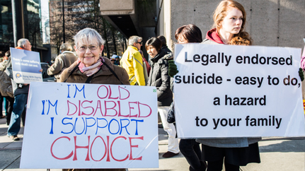 The debate on Assisted Suicide
