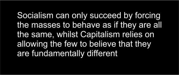 Capitalism vs Socialism 2