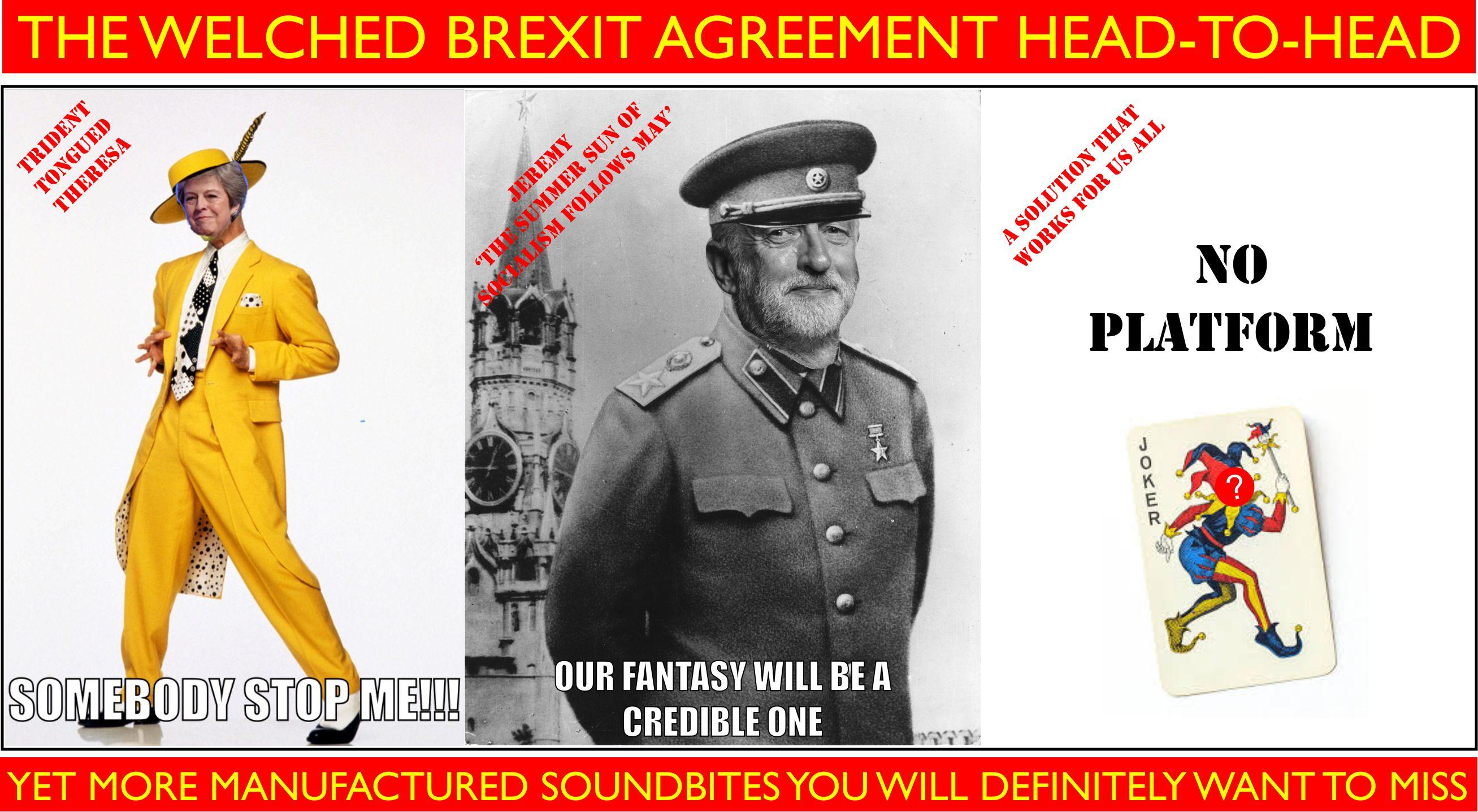 May Corbyn Debate
